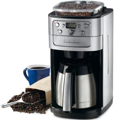 国内正規品・1年保証付 CUISINART クイジナート 全自動コーヒーメーカー(オートマチック)