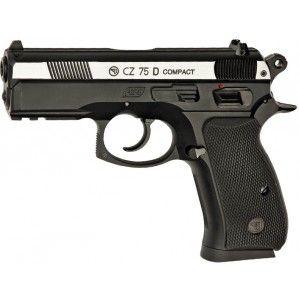 Pistolet CO2 ASG CZ 75D Compact