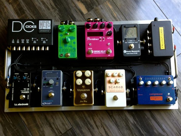17 images about the pedal board on pinterest canada radiohead and jeff beck. Black Bedroom Furniture Sets. Home Design Ideas