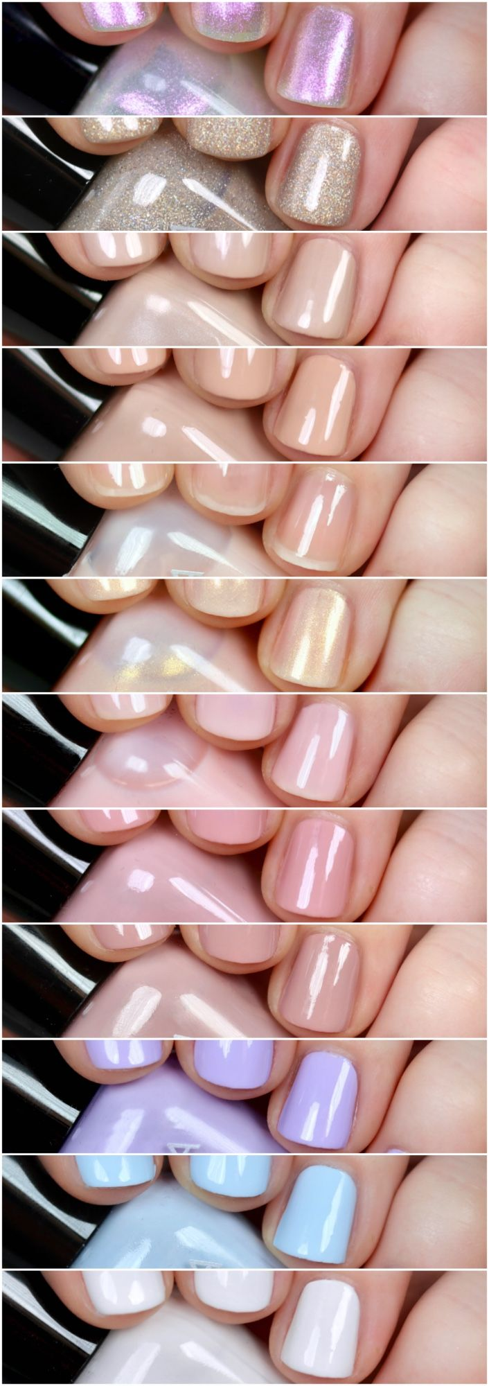 Zoya Bridal Bliss Collection