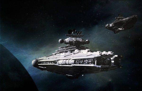 Vaisseaux spatiaux machines extraordinaires pinterest - Image star wars vaisseau ...