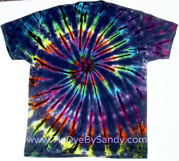 Hey, I found this really awesome Etsy listing at http://www.etsy.com/listing/106243828/tie-dye-shirt-inverted-rainbow-spiral
