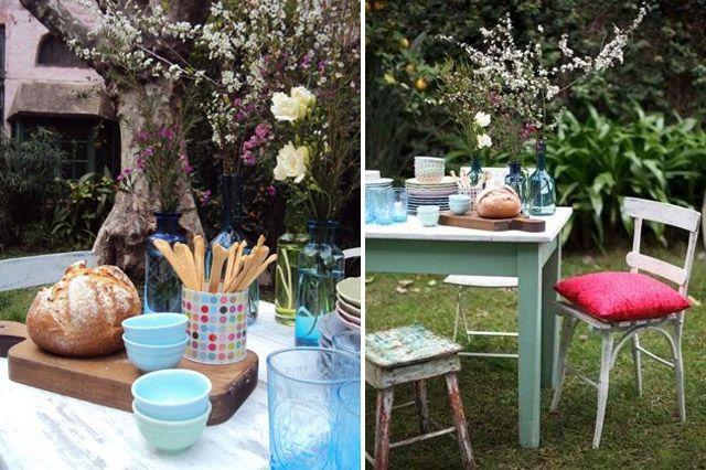 VEROFARIAS: Recibiendo la primavera con Revista Jardín!