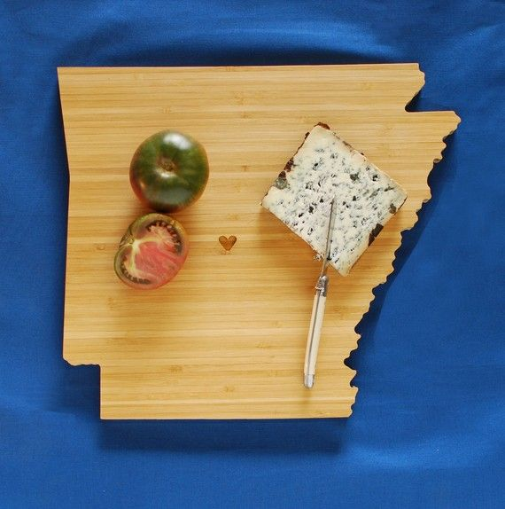 Arkansas State Cutting Board Mother S Day Gift Easter
