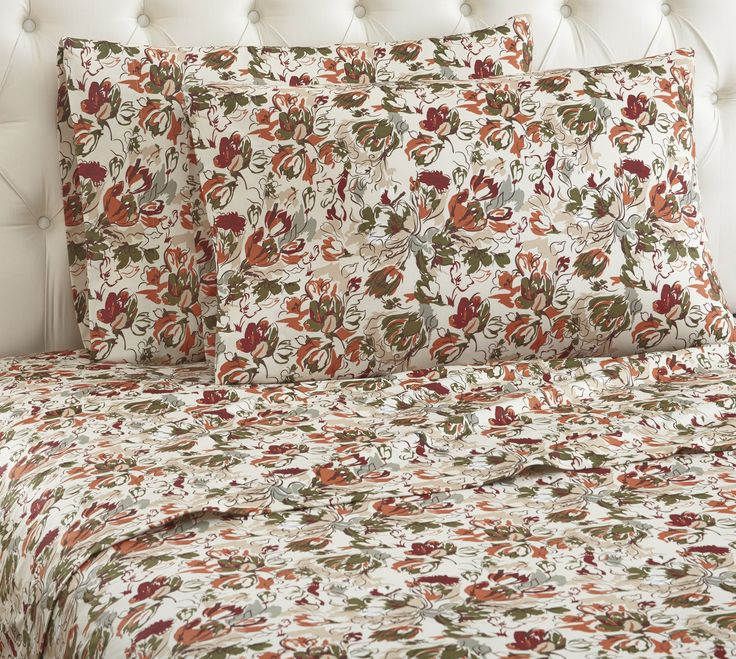 24 best Flannel Sheets images on Pinterest   Outlet store, Autumn ...