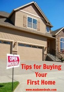 Home Buyer Guide: Tips for Buying Your First Home http://madamedeals.com/home-buyer-guide-tips-for-buying-your-first-home/ #inspireothers buying a home #homeowner #buyahome #realestate buying first home