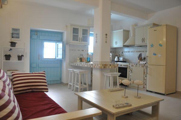 Kapsali Dream House 2 separate apartments