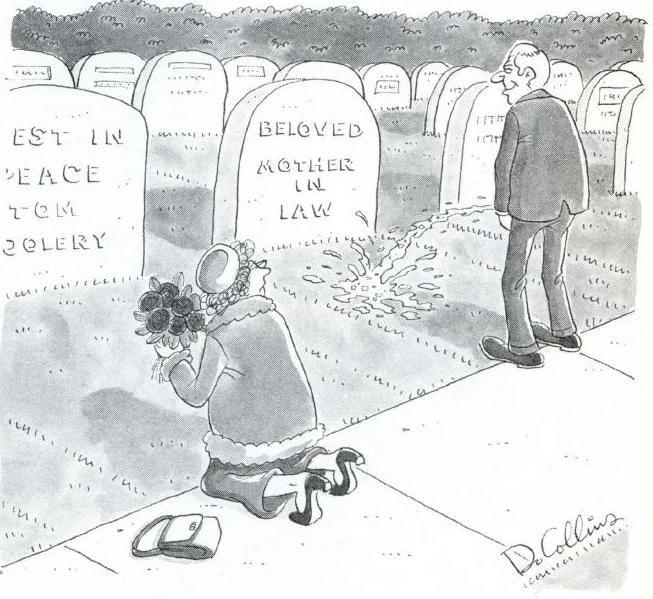 Beloved mother in law