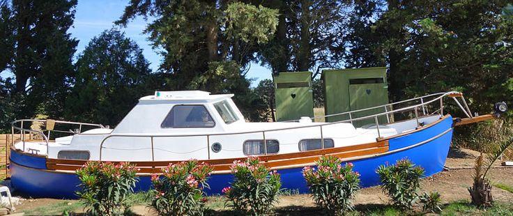 Chambre d'hôtes insolite dans un bateau norvégien
