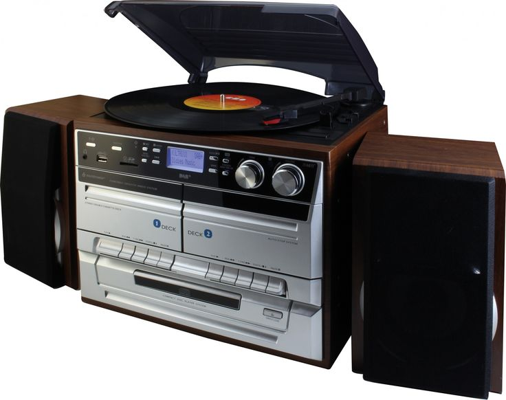 soundmaster MCD5500DBR incl. DAB+