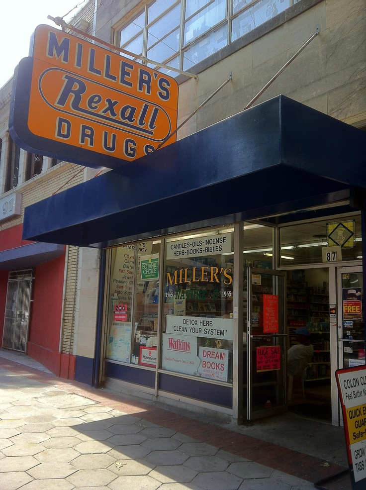 Best Millers Rexall Images On Pinterest Atlanta Drug Store - Mapquest georgia