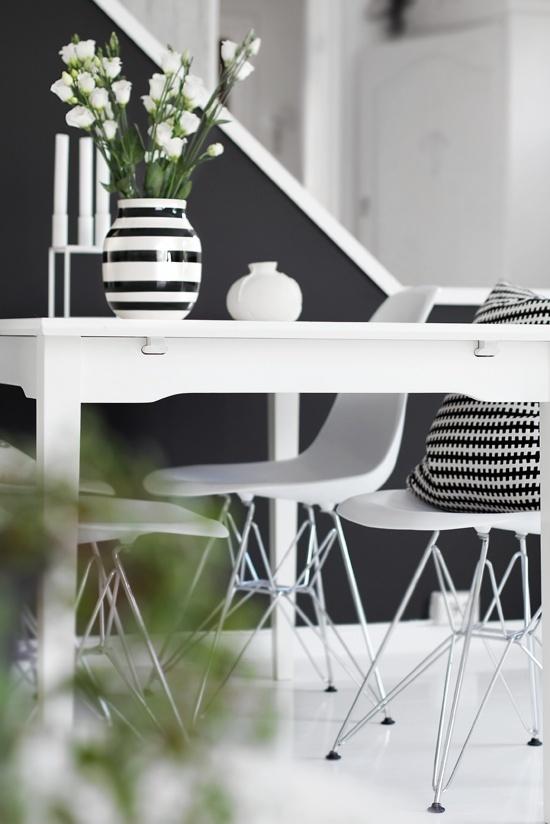 Black and White Interior Design