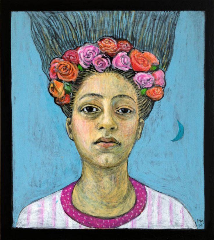 Blooming Girl 1, 2014