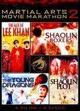 Martial Arts Movie Marathon, Vol. 2 [DVD], 26232546