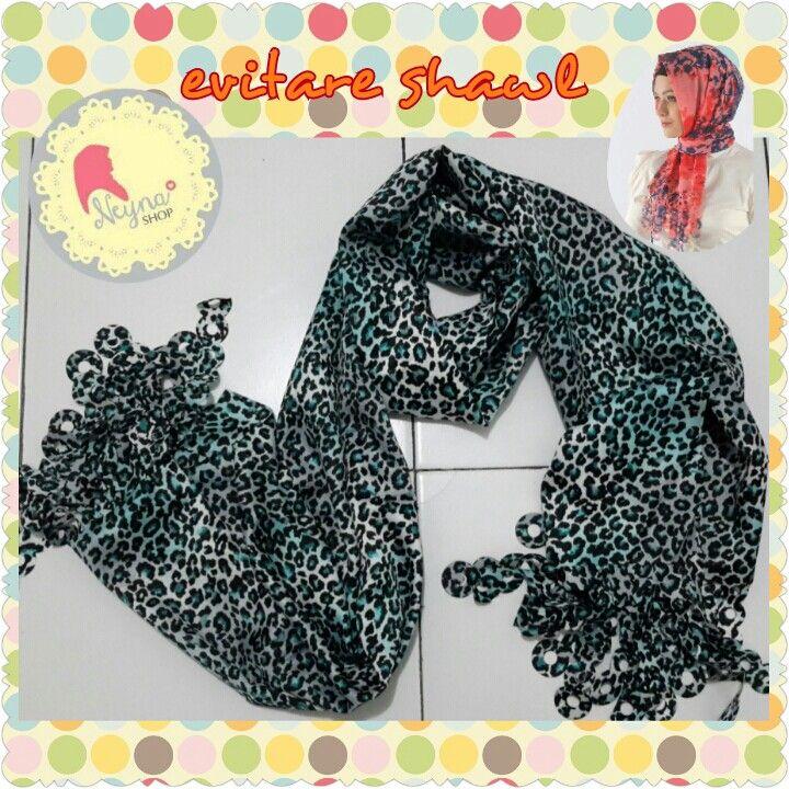 Shawl leopard Polyester Import langsung fr turki #shehrazat
