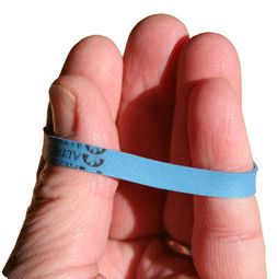 A Rubber Band On The Hand: Simple Exercises That Build Strength