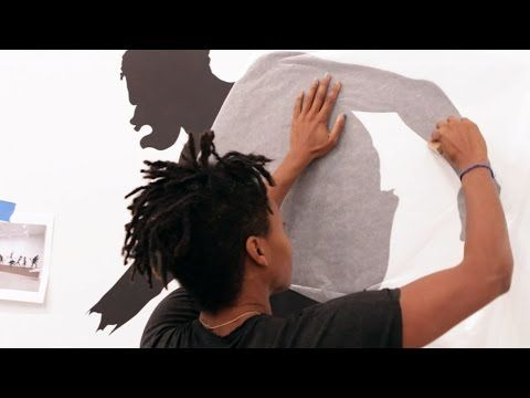 "Kara Walker: Starting Out | ART21 ""Exclusive"""