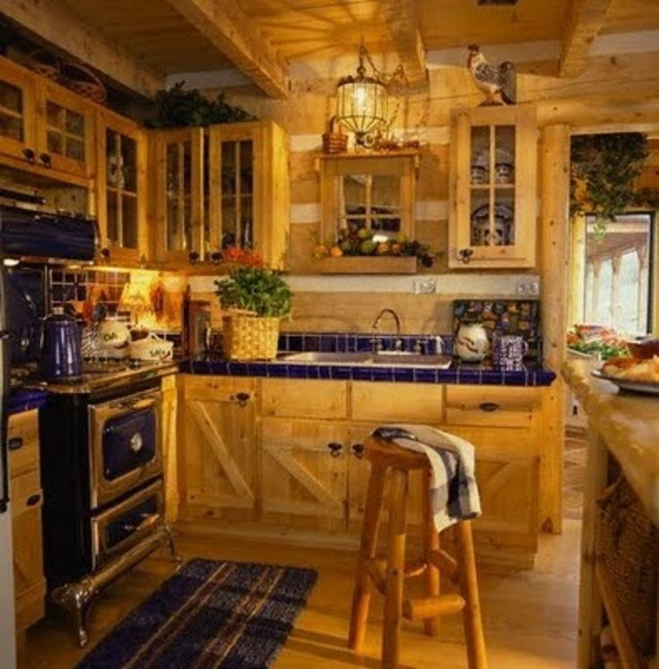 Best 25 italian style kitchens ideas on pinterest - Country style kitchen cabinets design ...