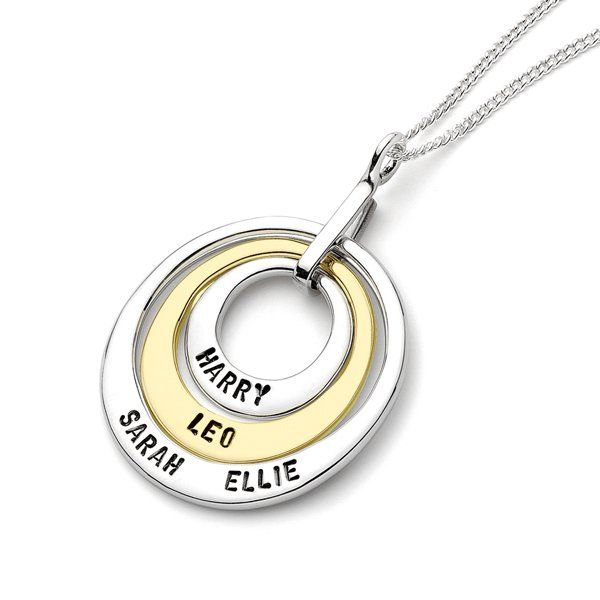 Personalised Jewellery - Unique Necklaces, Bracelets, Rings and Earrings