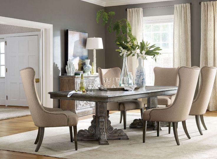 Hooker Furniture True Vintage Upholstered Dining Chair 5702-75500