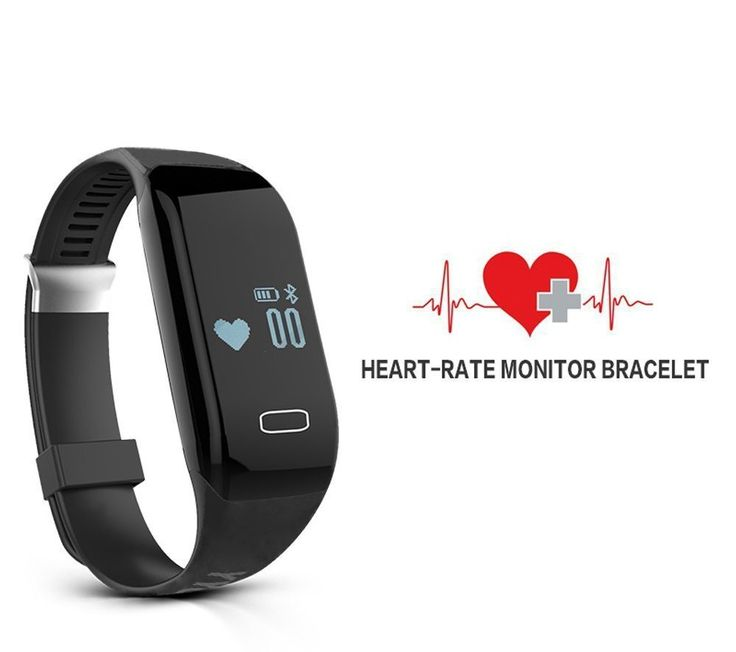 YYGIFT® Bluetooth Smart Bracelet IP57 Waterproof Heart Rate Monitor Pedometer Sleep Monitor Smart Wristband Bracelet Best for Men and Women. Multi-function:Heart rate detection,Phone calls and message reminder,Display moving distance and walk steps counting and more. Compatible for Android system ( Android 4.3 or above ) and IOS system ( IOS 7.0 or above ). Comfortable Wear:The device is very comfortable to wear since the band is made with TPU silicone. OLED display,with high sensitive…