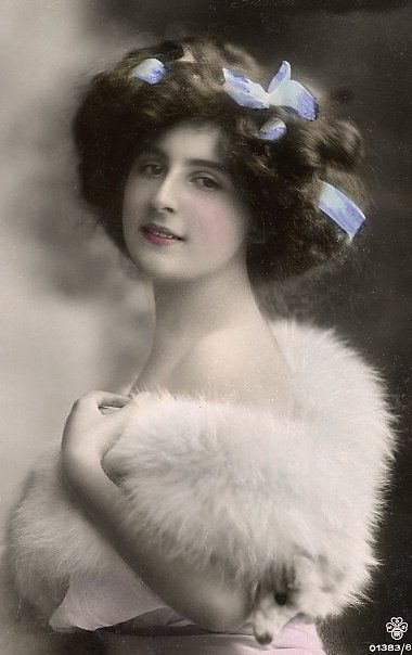 Vintage Lady image Magic Moonlight Free Images: Beauty ! Free images for you!