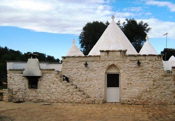Restored #trullo in San Vito dei Normanni #Puglia