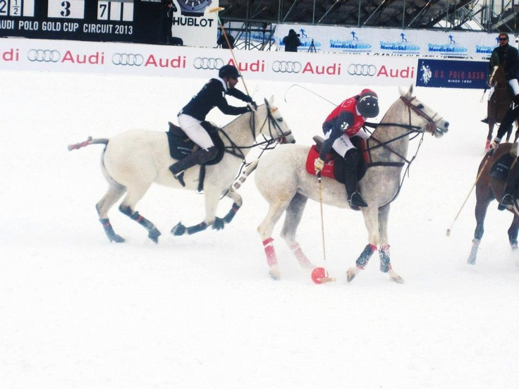 #Audi #Polo Winter Cup - Cortina D'Ampezzo 2013