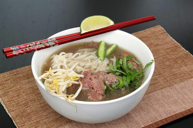 Pho - I NEED to make this.  Truly one of my favorite foods! (be sure to only use GF soy sauce)