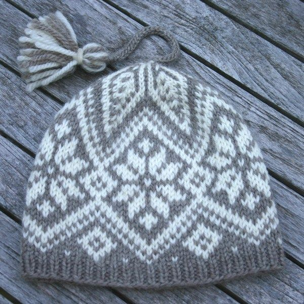 17 Best ideas about Ski Hats on Pinterest Hat patterns, Crochet beanie patt...