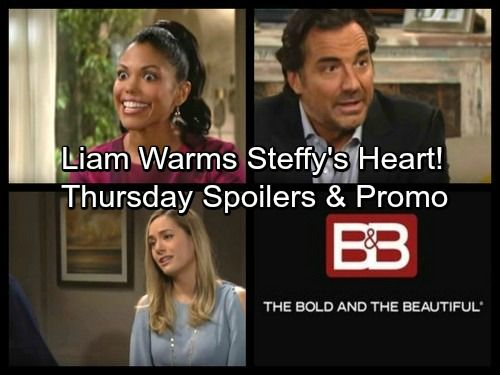 The Bold and the Beautiful Spoilers: Thursday, February 15 – Liam's Move Fills Steffy with Gratitude – Thorne's Mission Heats Up | Celeb Dirty Laundry