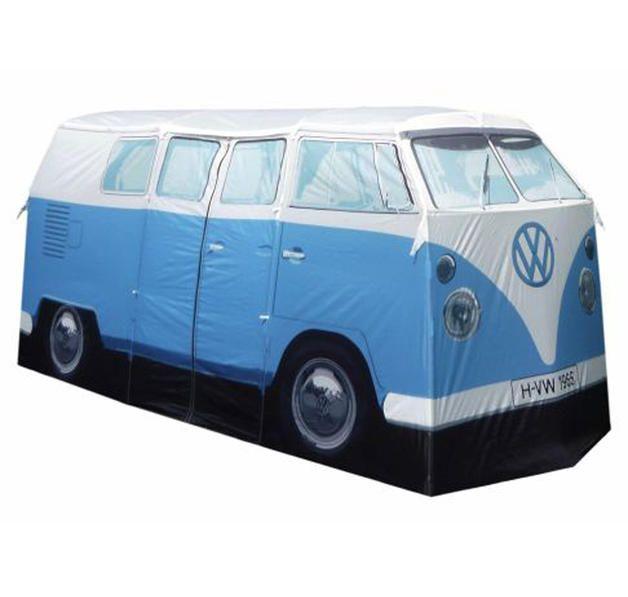 VW Bulli Zelt Blau