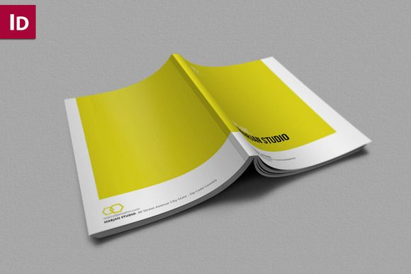 Best 16 Indesign Template Ideas Images On Pinterest Indesign
