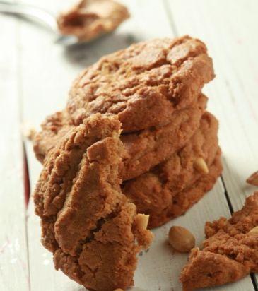 Cookies με φιστικοβούτυρο | Γιάννης Λουκάκος