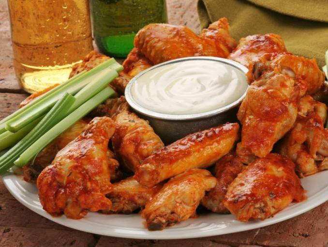 receta de alitas picantes | ActitudFEM