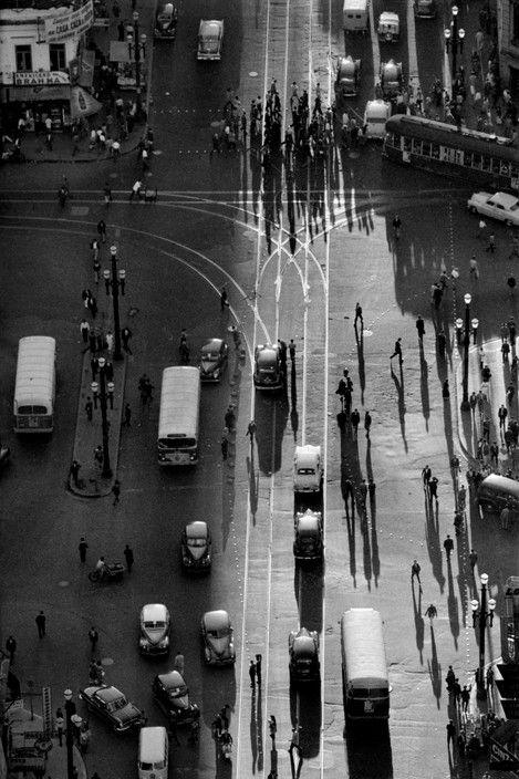 Rene Burri BRAZIL. Sao Paulo. 1960. Image Reference PAR87208 (BUR1960013W00026/15) © Rene Burri/Magnum Photos