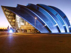 Clyde Auditorium - Glasgow