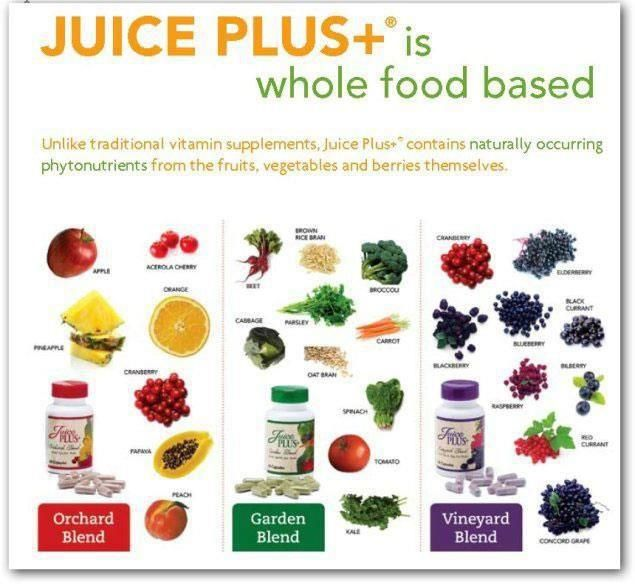 For more information you can visit my website at crystalsteiner.juiceplus.com
