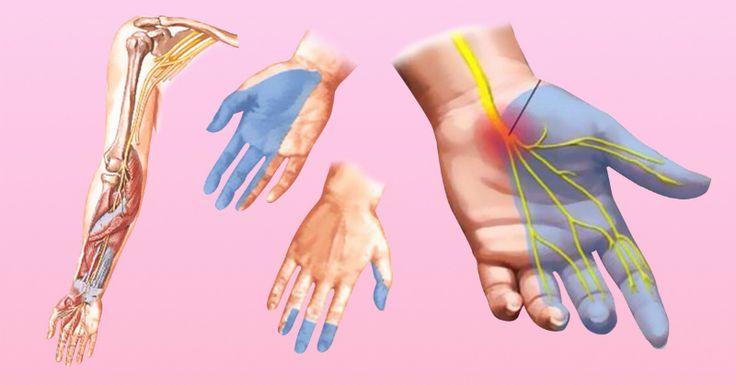 Miért zsibbadnak kezeink: hét ok, ami rávesz arra, hogy az egészséggel foglalkozz - MindenegybenBlog