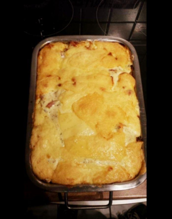 Zucchini Lasagne ohne Nudeln - glutenfrei - Rezept | Frag