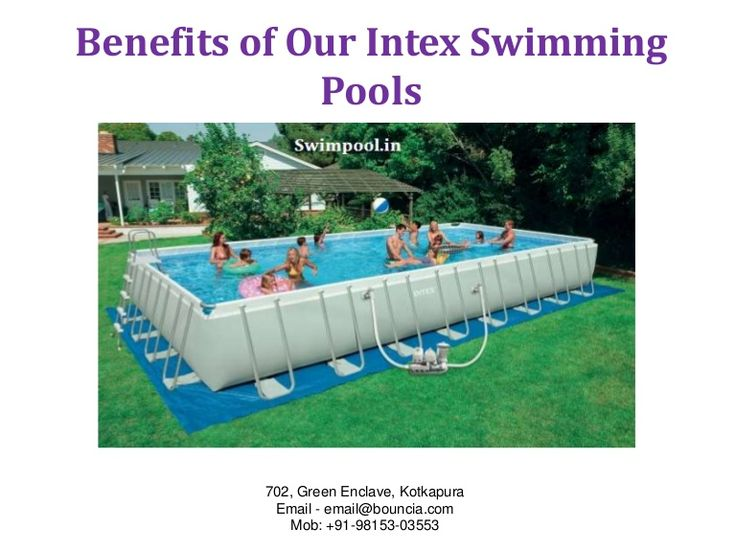 Best 25 Intex Swimming Pool Ideas On Pinterest Swimming Pool Accessories Pool Cleaning Tips