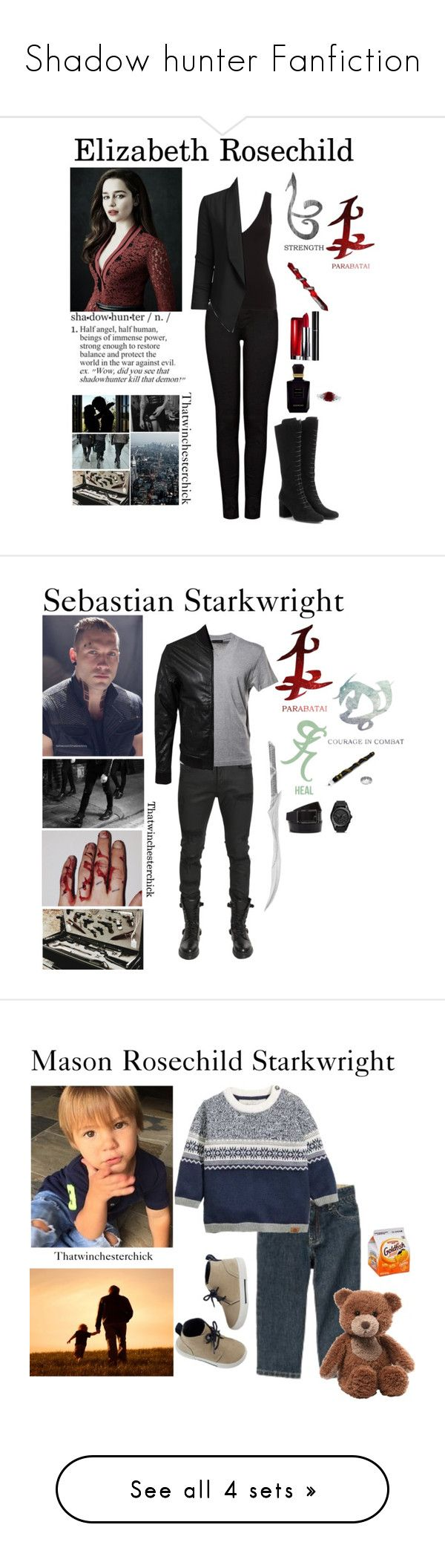 """""""Shadow hunter Fanfiction"""" by thatwinchesterchick ❤ liked on Polyvore featuring Stele, Yves Saint Laurent, J Brand, LE3NO, Maybelline, Keiko Mecheri, Chanel, BERRICLE, fanfiction and ShadowHunter"""