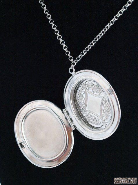 Медальон стимпанк «Хранитель времени». Авторская работа.