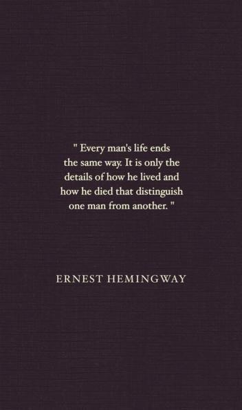 #men #life #quotes