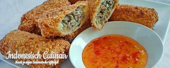 Risolles | Indonesisch-Culinair.nl