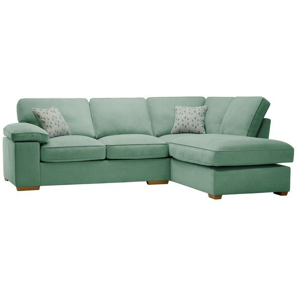 Jade Fabric Sofas Corner Sofa Bed Left Hand Chelsea Range Oak Furnitureland Corner Sofa Oak Furniture Land Corner Sofa Chaise