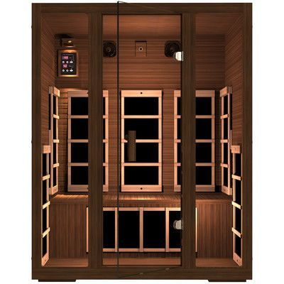jnh lifestyles freedom person carbon far infrared sauna