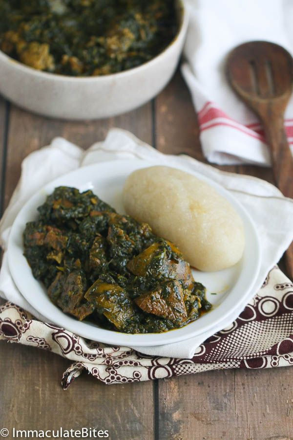 35 best delicious cameroon recipes images on pinterest african african stewed spinach african food recipesafrican forumfinder Images
