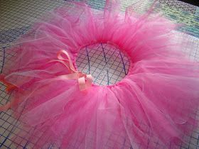 Sallygoodin: Adult Tutu DIY - No Sew