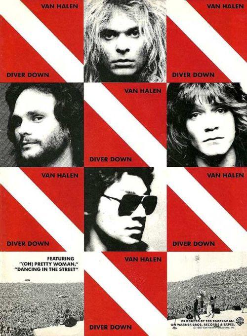 """Diver Down"" (1982)"